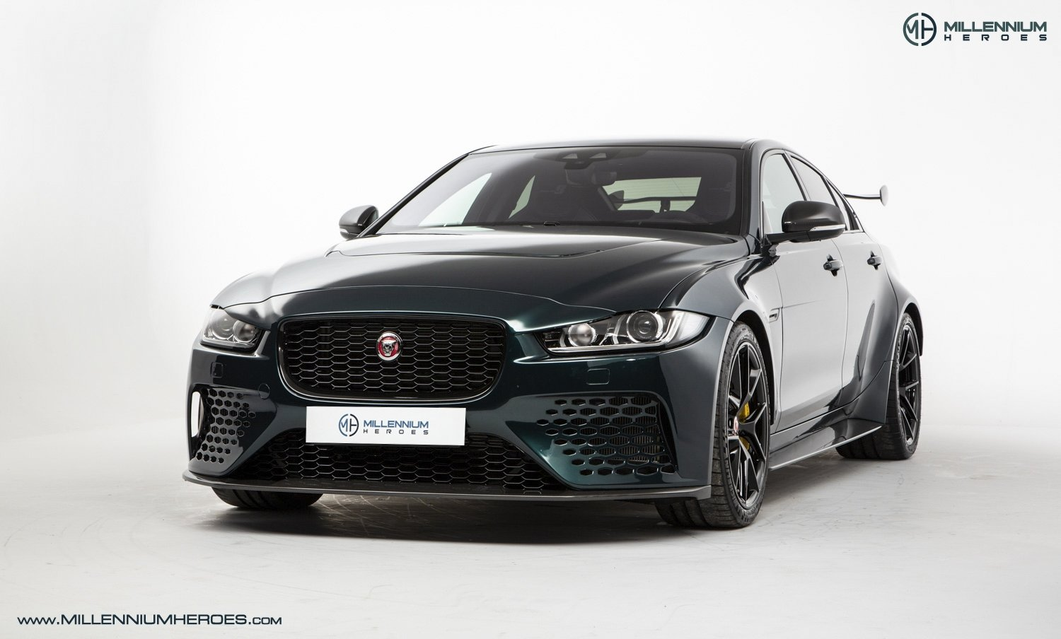 2019 JAGUAR XE SV PROJECT 8 // 1 OF 300 // 1K MILES // 1 OWNER  For Sale (picture 1 of 24)