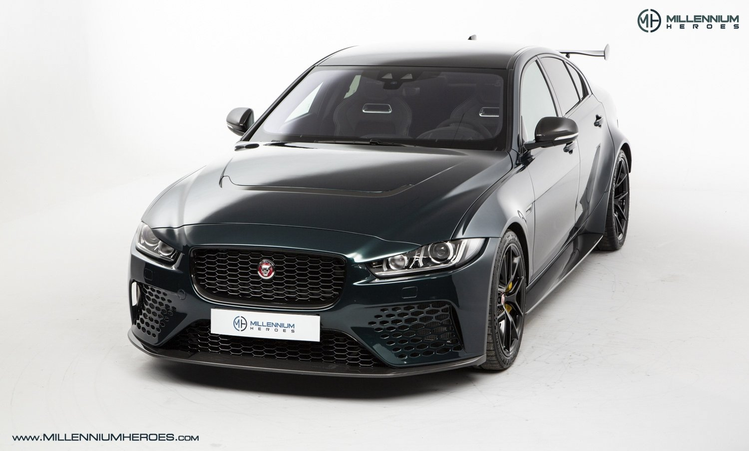 2019 JAGUAR XE SV PROJECT 8 // 1 OF 300 // 1K MILES // 1 OWNER  For Sale (picture 2 of 24)