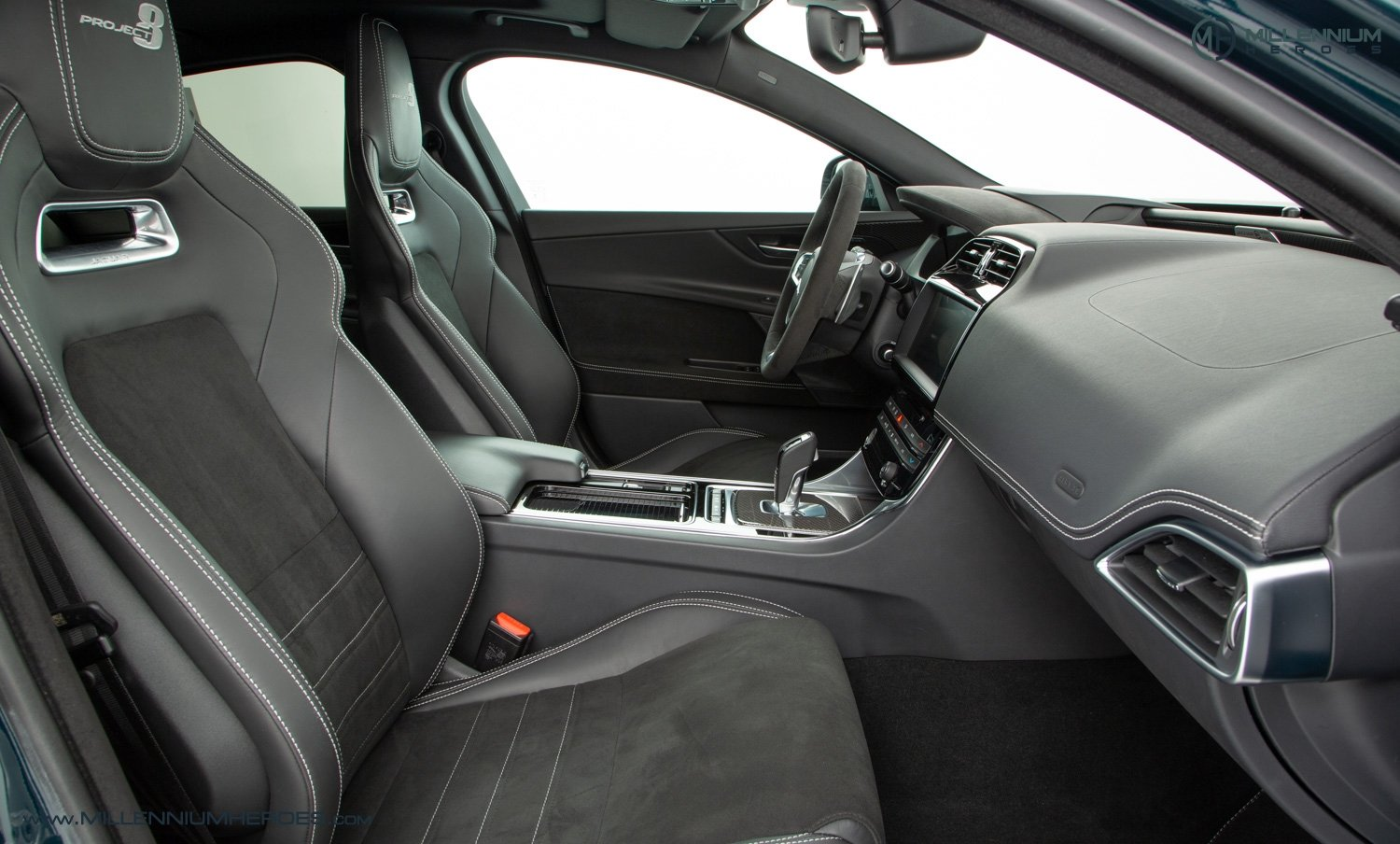 2019 JAGUAR XE SV PROJECT 8 // 1 OF 300 // 1K MILES // 1 OWNER  For Sale (picture 15 of 24)