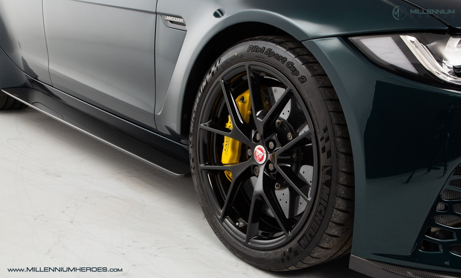 2019 JAGUAR XE SV PROJECT 8 // 1 OF 300 // 1K MILES // 1 OWNER  For Sale (picture 23 of 24)