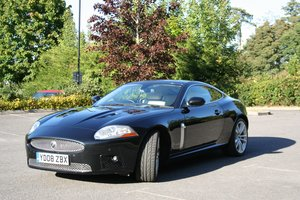 2008 JAGUAR XKR COUPE WITH JUST 29000 MILES