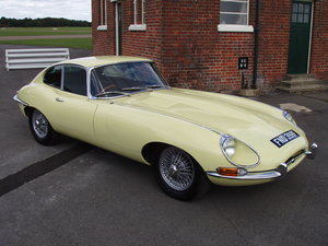 Picture of 1967 Jaguar E-type 4.2 series 1.5 fixed-head coupe For Sale