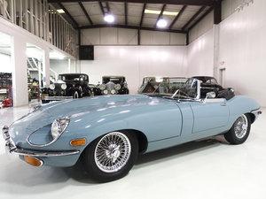 1969 Jaguar E-Type Series II Roadster For Sale