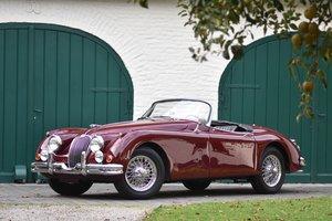 1959 Jaguar XK150 S 3.4L Roadster For Sale by Auction