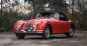 1961 Jaguar xk 150, concourse! Ultra rare 3.8 roadster