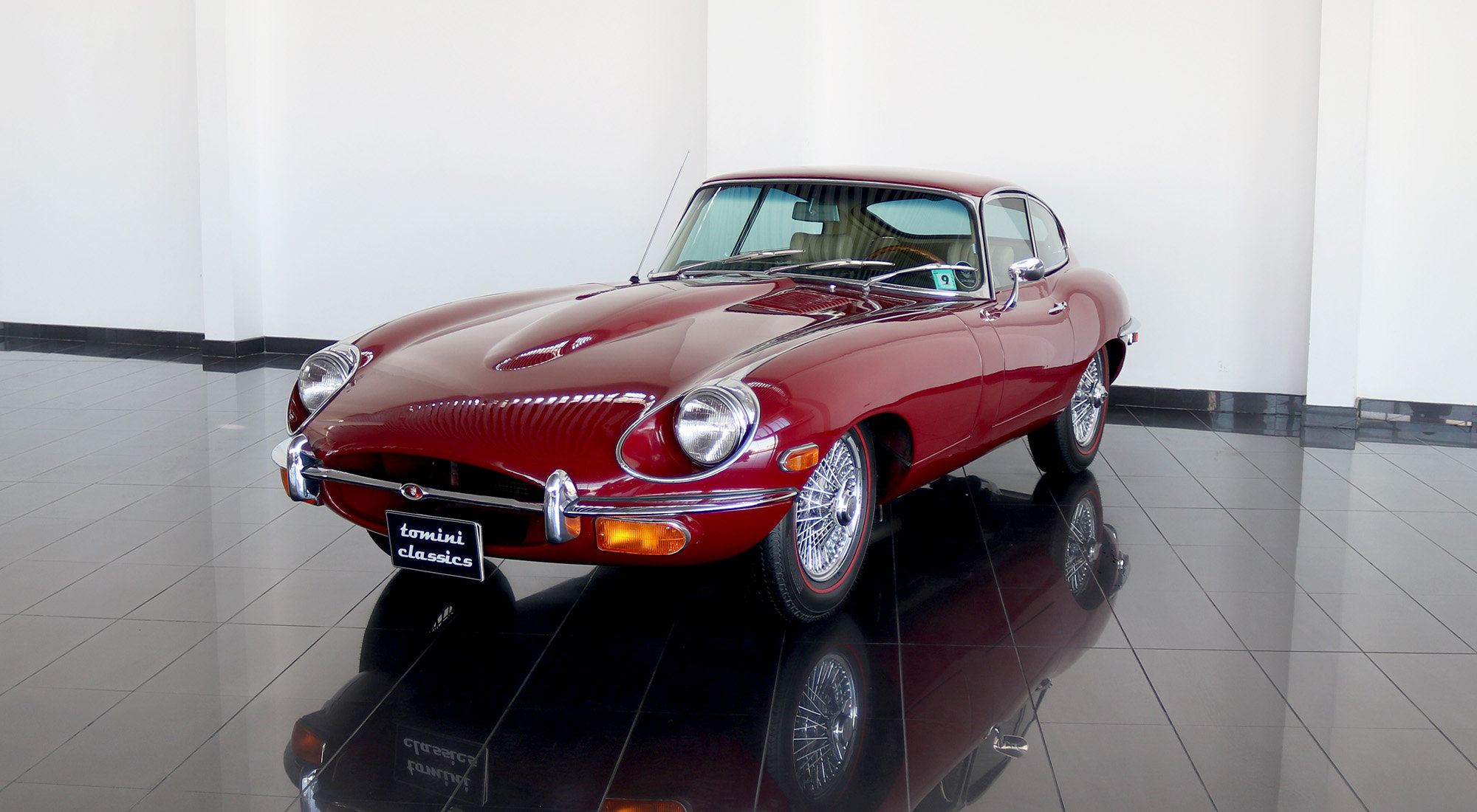 Jaguar E-type Series II FHC (1969) For Sale (picture 2 of 6)
