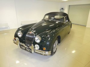 1960 Jaguar XK150s Genuine RHD one of only 68 For Sale
