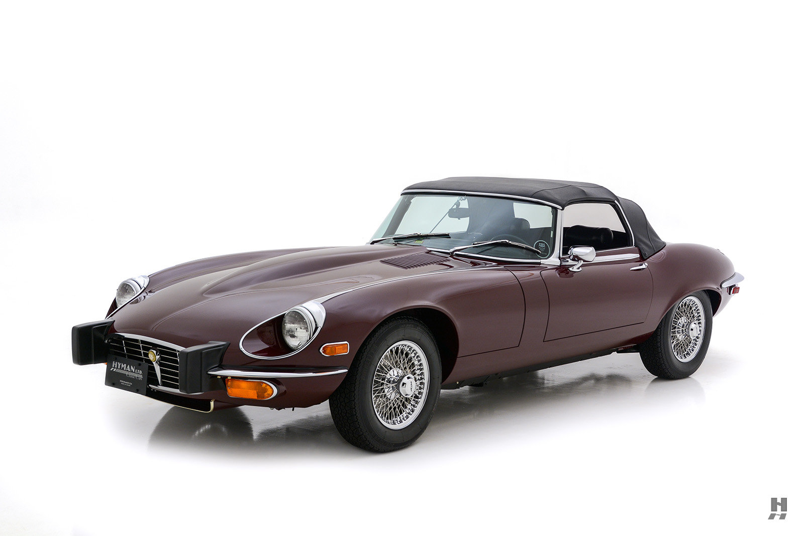1974 JAGUAR XKE ROADSTER For Sale (picture 1 of 6)