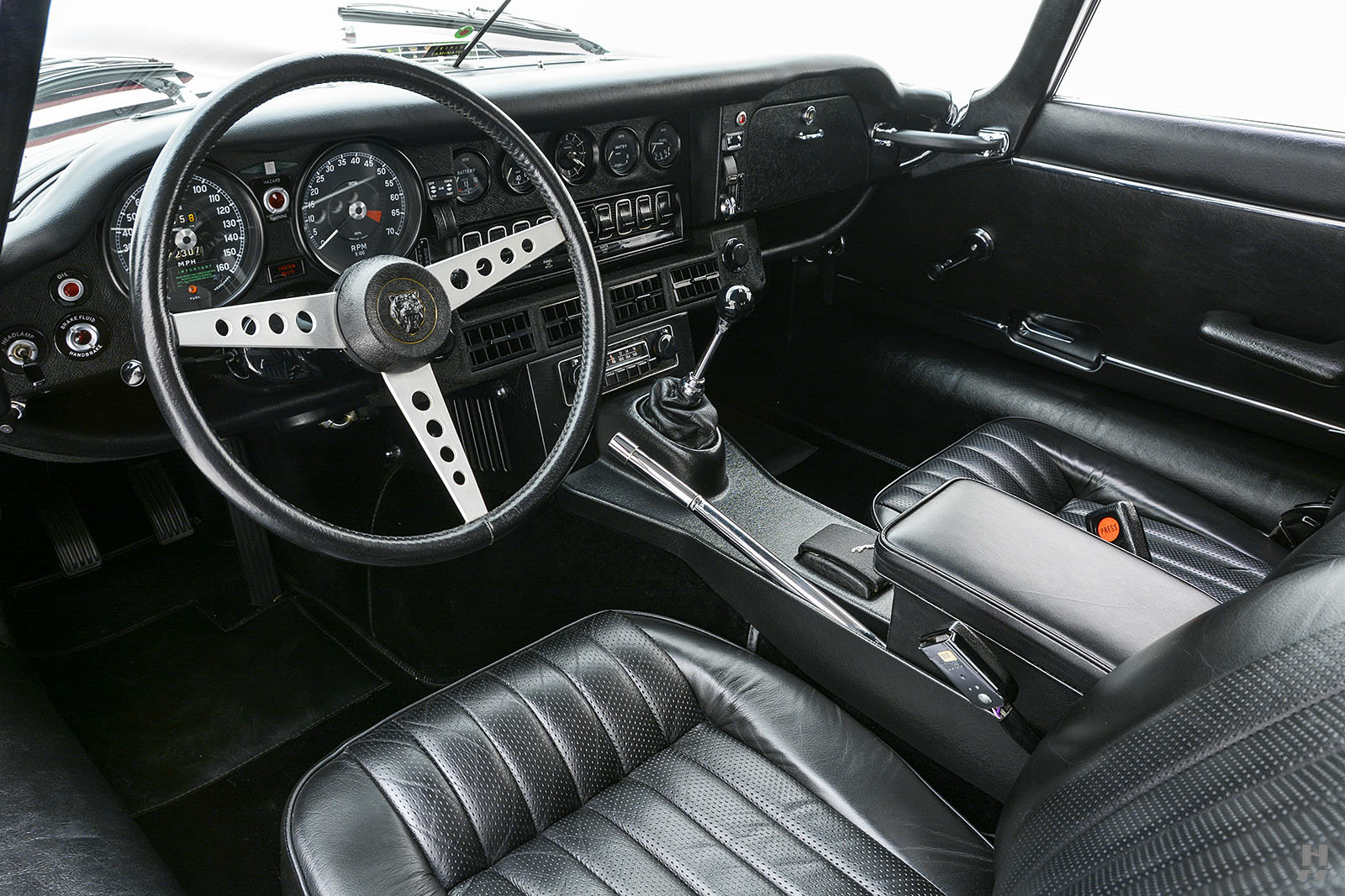 1974 JAGUAR XKE ROADSTER For Sale (picture 4 of 6)