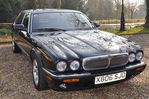 2000 XJ8 4 Litre LWB Auto For Sale
