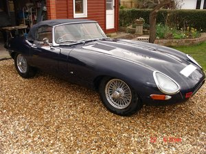 1975 Triple C. Challenger E type replica. For Sale