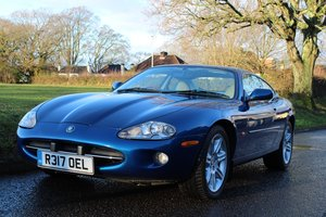 9879 MILES -Jaguar XK8 Coupe 1998 - To be auctioned 31-01-20 For Sale by Auction
