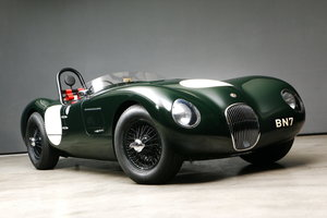1953 C-Type Competition Roadster For Sale