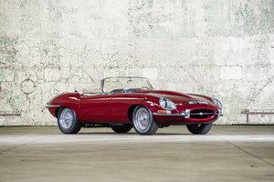 1964 Jaguar E-Type Series I Roadster For Sale
