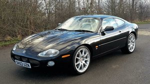 SUPER-CHARGED 2003 JAGUAR XKR 4.2 S/C 400 BHP COUPE