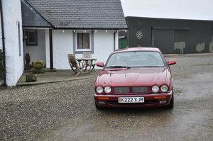 1995 Jaguar xjr 4.0 supercharged