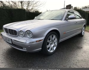 2005 One owner, full Jaguar service history, 82k