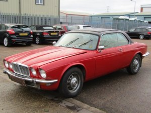 1977 Jaguar XJC 4.2 Auto at ACA 25th January  For Sale