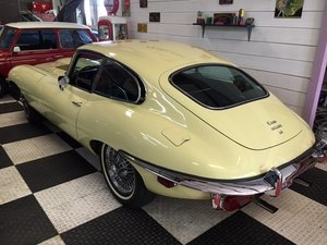 1969 Jaguar E Type Coupe Pound up Price is Down