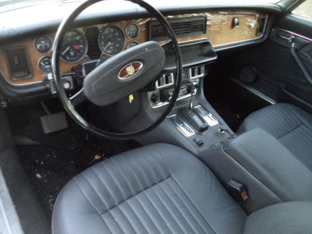 1976 Jaguar XJS-6 4dr Sedan For Sale (picture 3 of 6)