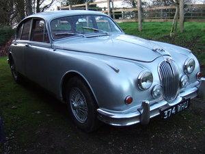 1964 Jaguar Mk 2.Reg No: 374 WHU.[West Ham United} For Sale