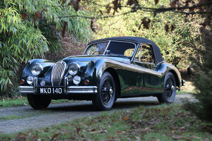 Picture of 1956 Jaguar XK140 SE DHC with just 36,631 miles from new For Sale