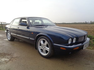 1998 Xjr supercharger - 31,000 miles from new !!