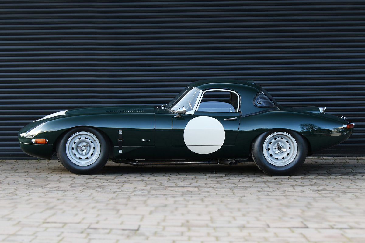 1961 Jaguar E-Type Lightweight with excellent history and spec For Sale (picture 1 of 6)