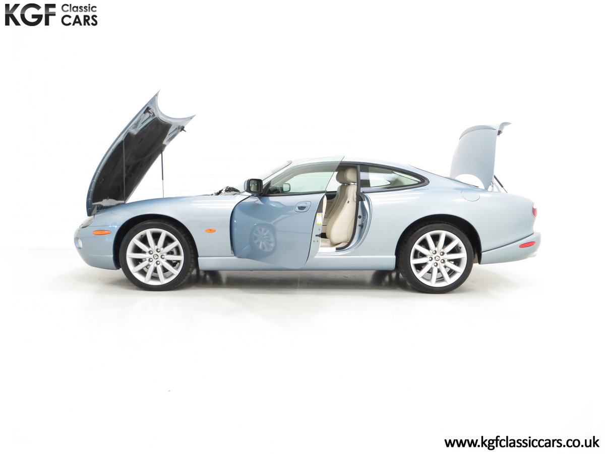 2005 A Pristine Jaguar XK8 4.2-S Coupe with 15,980 Miles For Sale (picture 3 of 6)