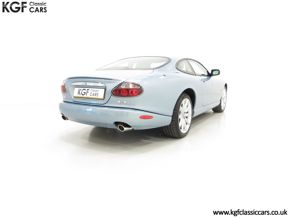 2005 A Pristine Jaguar XK8 4.2-S Coupe with 15,980 Miles For Sale (picture 5 of 6)
