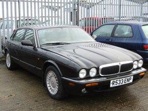 1997 Jaguar XJ Sport 3.2 V8 Auto at ACA 25th January