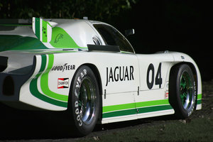 1985 Jaguar XJR5-11 Very last built immaculate & un-raced example For Sale