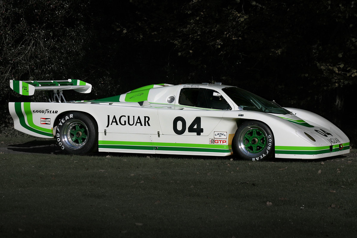 1985 Jaguar XJR5-11 Very last built immaculate & un-raced example SOLD (picture 2 of 6)