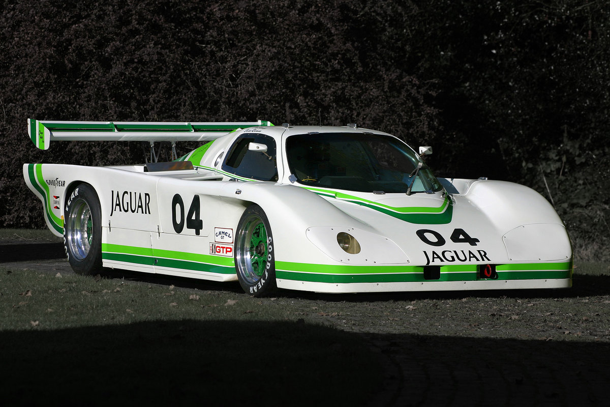 1985 Jaguar XJR5-11 Very last built immaculate & un-raced example SOLD (picture 3 of 6)