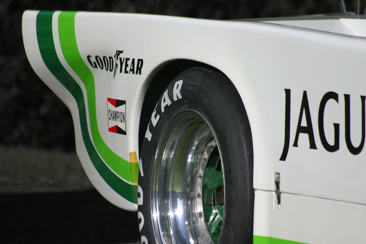1985 Jaguar XJR5-11 Very last built immaculate & un-raced example SOLD (picture 6 of 6)