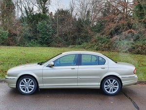 2007 Jaguar X-TYPE V6 SE AWD.. Top Spec.. Low Miles.. FSH