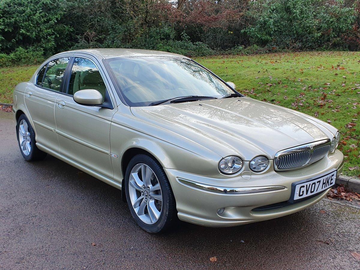 2007 Jaguar X-TYPE V6 SE AWD.. Top Spec.. Low Miles.. FSH ...