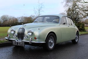 1968 Jaguar 240 MK2 1960 - To be auctioned 31-01-20