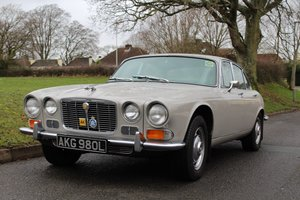 Jaguar XJ6 Manual 1972 - To be auctioned 31-01-20 For Sale by Auction
