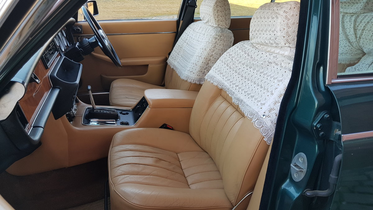 1981 JAGUAR XJ6 SERIES 3 4.2 STRAIGHT SIX * INVESTABLE CLASSIC CA For Sale (picture 3 of 6)