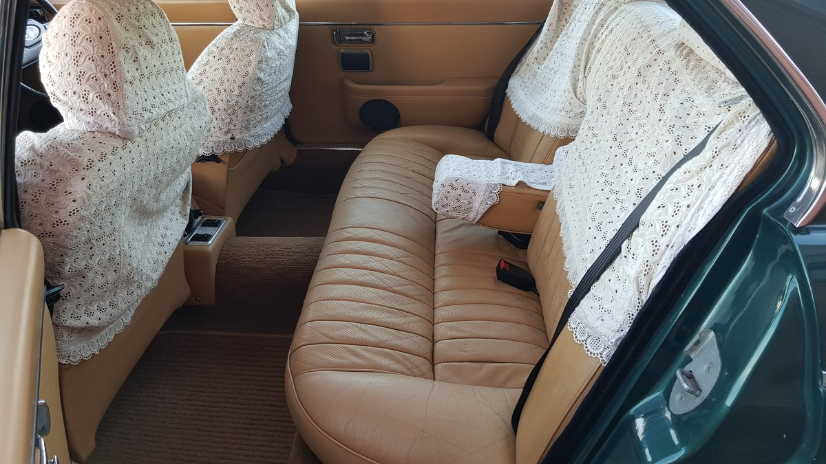 1981 JAGUAR XJ6 SERIES 3 4.2 STRAIGHT SIX * INVESTABLE CLASSIC CA For Sale (picture 4 of 6)