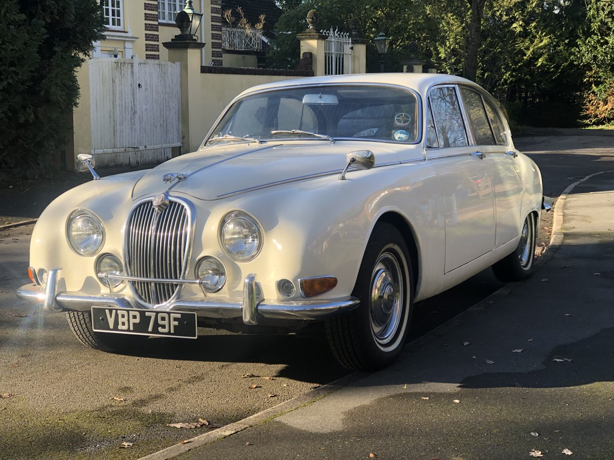 1968 Jaguar S-Type For Sale (picture 1 of 6)