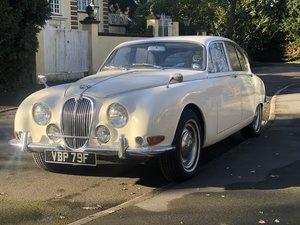 1968 Jaguar S-Type For Sale