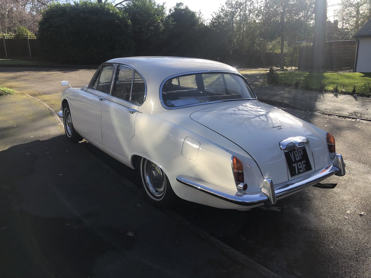 1968 Jaguar S-Type For Sale (picture 2 of 6)
