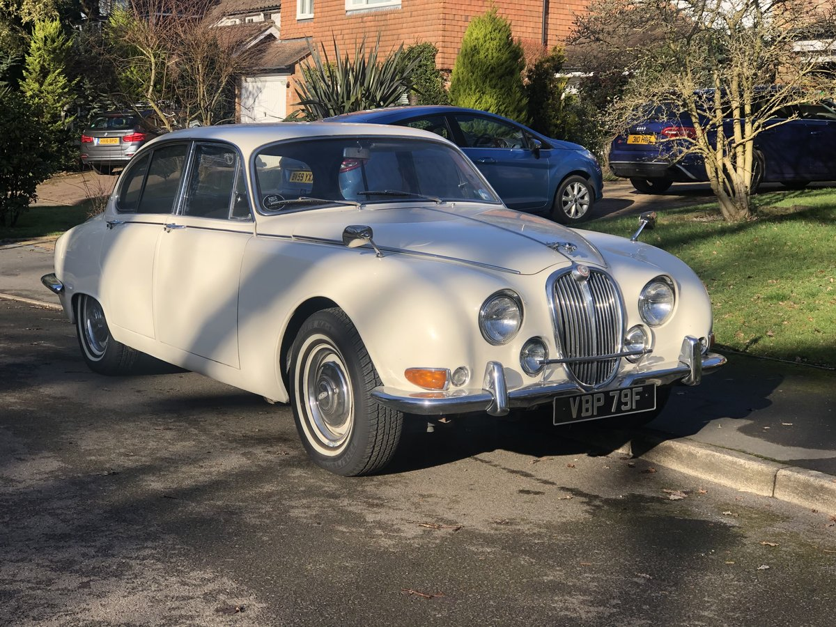 1968 Jaguar S-Type For Sale (picture 3 of 6)