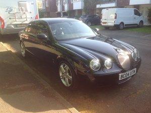 2004 Jaguar SType R