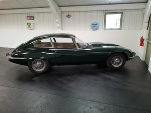 1971 Jaguar E-Type Series 3 Coupe For Sale