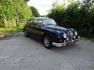 1962 Jaguar MK2 3.8 Manual