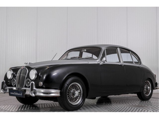 1961 Jaguar MK2 3.8 For Sale (picture 1 of 6)