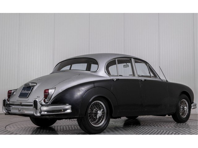 1961 Jaguar MK2 3.8 For Sale (picture 2 of 6)